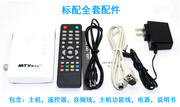 Strengthen the digital television converter hub TV card TV host switching converter is connected with the TV display