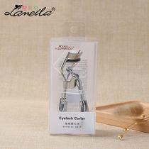 Latin American roll cool silver eyelash clip stainless steel single crystal box false eyelash assist A324.