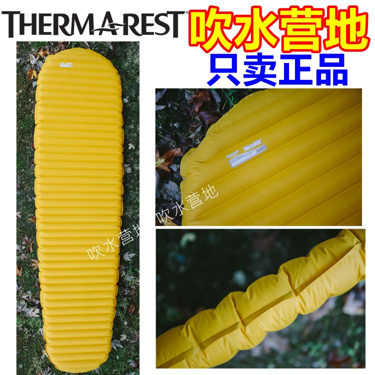Therm-a-Rest NeoAir XLite Outdoor Thickened Sleeping Mattress TAR Inflatable Mattress Moisture-proof Mattress