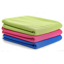 Movingtime Sports Cold Towel fitness running ice towel suction sweat heat quick cold towel ice towel