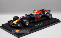 Red Bull team authorized genuine 1:18 Red Bull 2017 RB13 F1 Racing Ricardo Vistapan