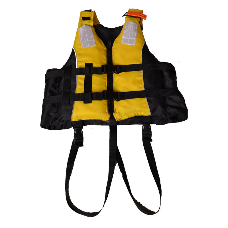 Baitu life jacket Riot adult mid-end kayak drifting rescue suit imported PVC material floating water vest