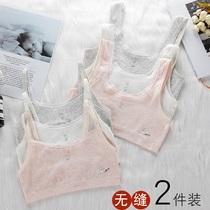 Developing small vest female students girl underwear big child 9-12 Girls Primary School junior high school students 16 years old girls bra