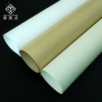 New solid color and dyed paper kraft paper surface Flower packaging material Flower Shop Bouquet Wrapping Paper Supplies