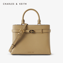 THE CHARLES-KEITH2020 Summer New CK2-30781194 Ms. Large-capacity one-shoulder bag