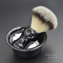 Shaving brush men shaving brush shaving special shaving soap Brush aseptic rayon soft Mauhu Brush