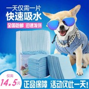 Pet dog diapers diapers deodorant rabbit pad diapers S cat 100 Tactic golden retriever