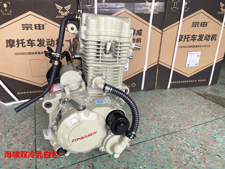 Zongshen Power 150 175 200 250 300 350 water-cooled tsunami tricycle water-cooled engine