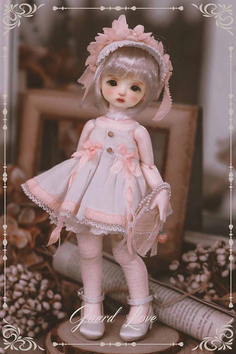 (Guard-Love) gl BJD 1 6 double-joint corps d'ange yomi