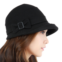 Pigeon Autumn winter fisherman hat Female Korean version of the autumn wool hat womens leisure hundred new 380