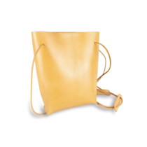 Hidden Mountain-Tanning leather pure handmade tot cowhide single shoulder bag casual leather art womens bag simple shopping bag big