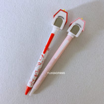 Snoopy limits Japanese Sun-star limited-edition snoppy small house ballpoint pen 0.5
