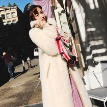 Lin six anniversary winter clothing new 99.99% exquisite wool solid-color coat