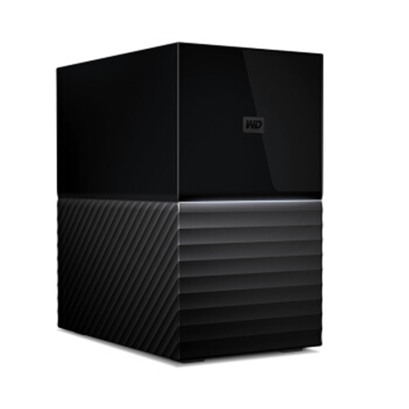 WD My Book Duo 4T/6T/8T12T/16T/20TB Dual Disk Array HDD
