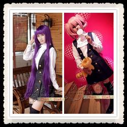 Inu x Boku SS Karuta Roromiya Cosplay costumes