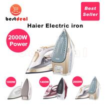 1600w Haier electric iron steam soleplate steamer