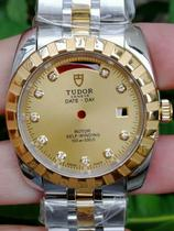 The gold 23013 case is suitable for assembling the ETA2834 movement 2836 2846 3169 2168 watch case