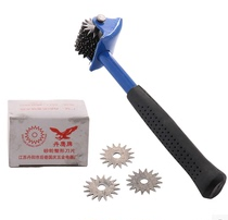 National Eagle Brand Grinding wheel plastic blade correction shaping device Grinding wheel xiuping grinding wheel trimming knife tool holder