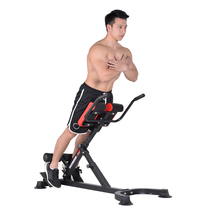 Zhuo brand commercial Roman Chair Roman stool fitness chair goat stand waist device home abdominal machine fitness Equipment