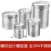 304 stainless steel tea filter Tea drain tea filter Thermos cup Teapot cup tea maker Seasoning halogen basket
