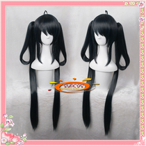 The glory of the king Sun Shangxiang SUNCOS classic blue ink skin receiving face Cosplay wig