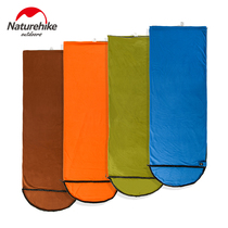 NH Cashmere Sleeping Bag for Adults Outdoor Summer Sleeping Bag NH15S011-D/NH17S025-D