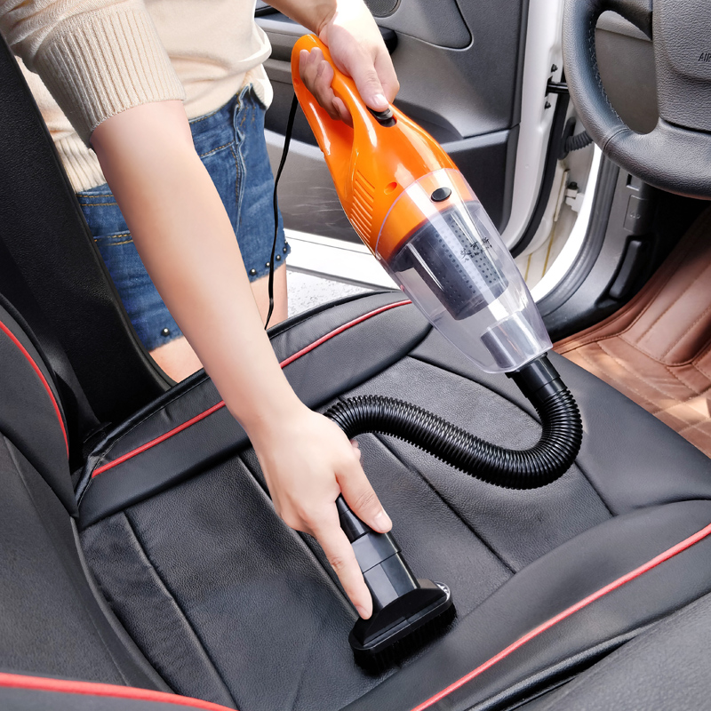 Vehicle Vacuum Cleaner Vehicle Powerful Vehicle Inflatable Pump Vehicle Dual-purpose High-power Special Vehicle Four in One Vehicle