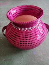 Korean jug water tank dance prop