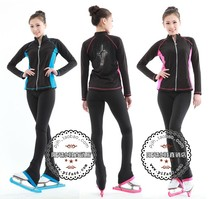 Figure skating suit skating pants high-bounce training pants training clothes waterproof breathable children adult training clothing
