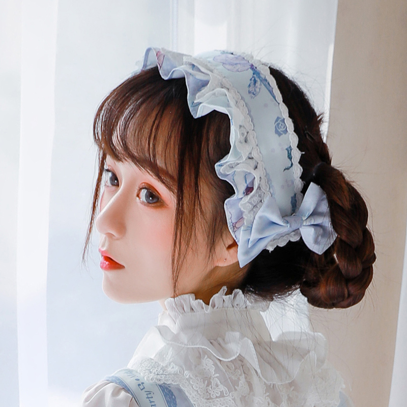 Apparel Accessories Hearty Little Fox Buying Gloves ~ Sweet Lolita Hair Pin By Magic Tea Party ~ Pre-order