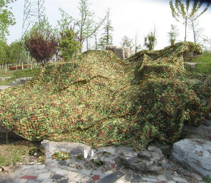 Special offer new camouflage net shade net cloth camouflage stealth hidden net anti-building anti-aircraft outdoor