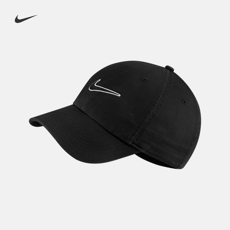 Nike Nike official SPORTSWEAR HERITAGE 86 adjustable sports cap breathable stitching 943091