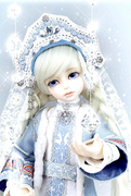 SD BJD SOOM 1/4North &amp doll doll; amp Iceland; snow elves (human version)