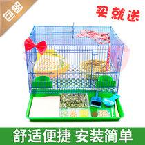 Клетка для кролика Клетка для кролика Голландская свинья Клетка для морской свинки Клетка для белки Клетка для кроликов Клетка для разведения домашних животных Кроличье гнездо королевского размера