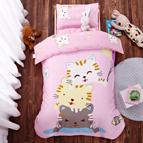 Three pieces of pure cotton core baby six pieces of 1.2m childrens nap