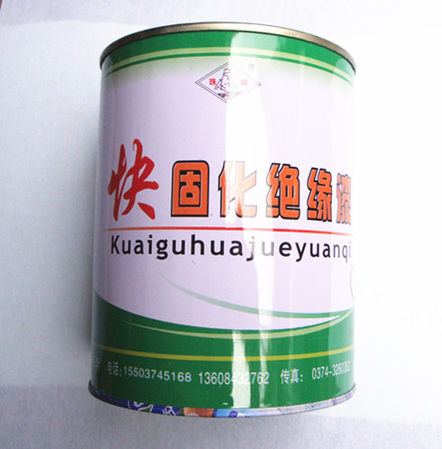 Fast dry self-drying paint Fast curing insulation paint B-grade electromagnetic coil insulation paint changed beverage bottle packaging delivery