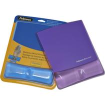 Fellowes Van Ross CRC91822 Crystal Silica Mouse Cushion Wrist Pad Anti-fatigue Wrist Drag