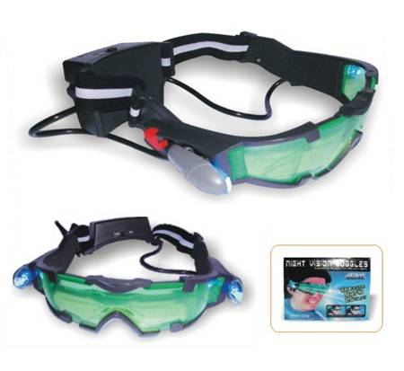 Manufacturer sells children's bullet-proof glasses, firecracker goggles, protective glasses, wheel-slip windproof glasses and sand-proof glasses with LED lights