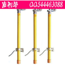 Hot grounding wire High pressure grounding rod spring type grounding rod. Pressurized grounding rod (with 10 m meter)