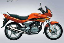 New continent Honda Warhawk SDH150-BC Ride Motorcycle Luxury Version streetcar original authentic