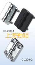 Factory Direct cl209-1 black bright chrome zinc alloy hinge fixed foot hinge electrical cabinet hinge