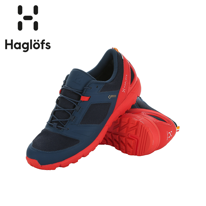 [The goods stop production and no stock]Haglofs matchstick men's outdoor waterproof and wear lightweight walking shoes 497320