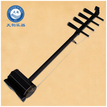Mongolian National Boutique Ruyi Head Sihu musical Instruments black sandalwood treble professional playing adult gift Accessories factory Direct Sales