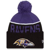 American direct mail 2102465 Baltimore Ravens NFL new style mens hats mixed colors in winter knit hat Cap
