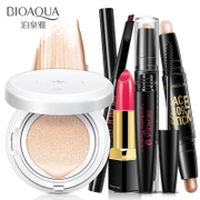 Bo Ya spring makeup set complete beginners combination waterproof genuine cosmetics tools for novice students lasting