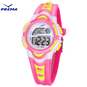 Bao Lima children watch girl students watch waterproof luminous boys sport electronic watch Girls Watch