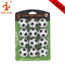 Mobile Health Table Soccer Plastic accessories Direct Table Soccer Glue soccer 36mm Soccer