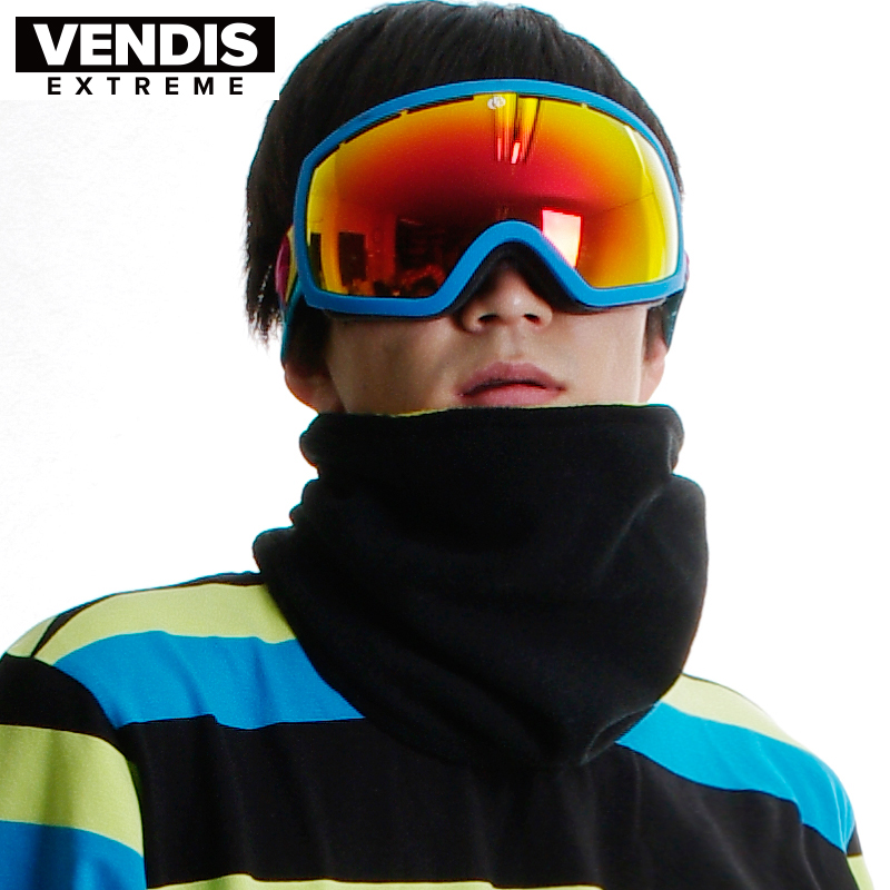 VENDIS EXTREME Couple Sports Neck Sleeve Headband Korean Edition Men and Women Skiing Fleece Keeping Healthy and Protecting Neck and Face