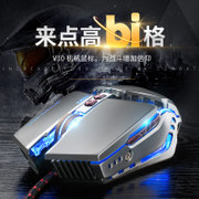 Wrangler 3 game mechanical mouse cable gaming desktop computer CF lol USB photoelectric notebook bag mail