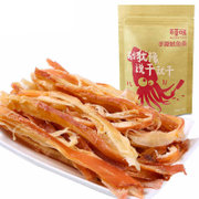Tmall supermarket paraquat hand shredded squid 80g squid instant food snack